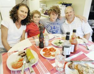 The Hawrylow Family