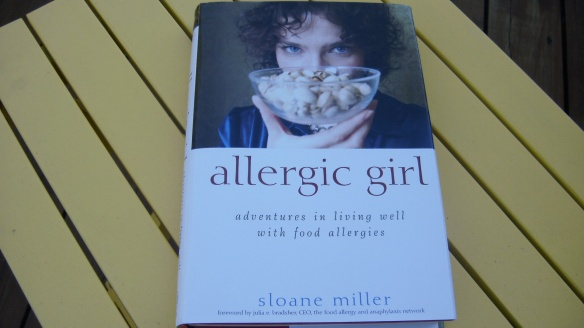 allergic girl by sloane miller book