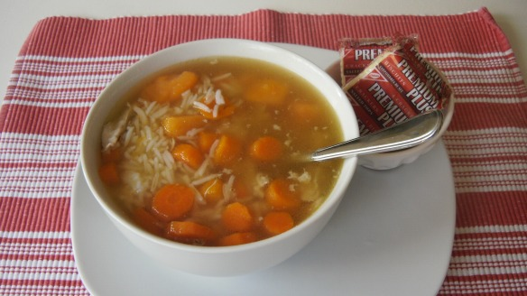 allergy friendly homemade chicken soup