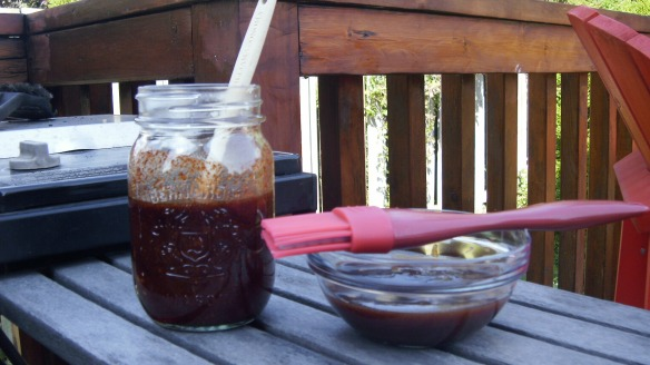 barbeque sauce for pork back ribs