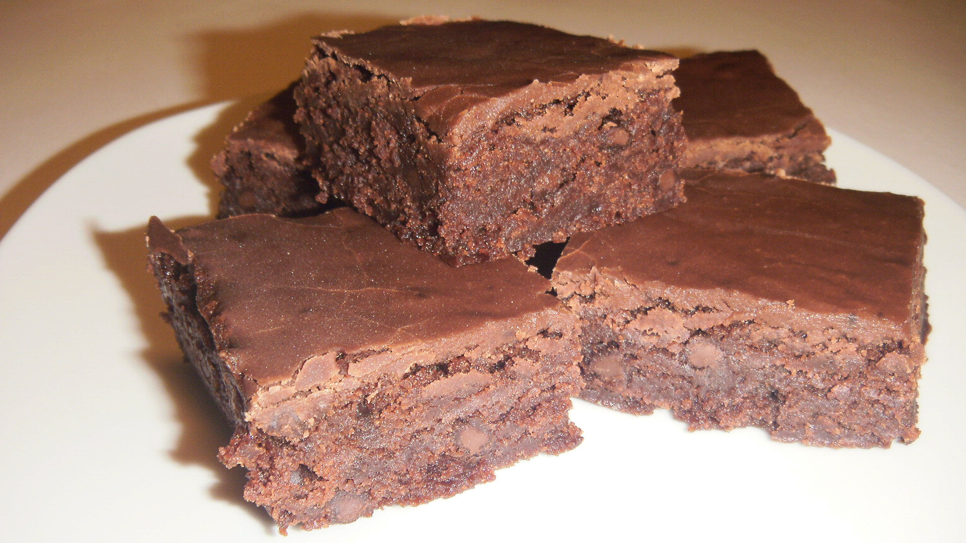 ... Peanut/Tree Nut Free Decadent Brownies | The Food Allergy Chronicles