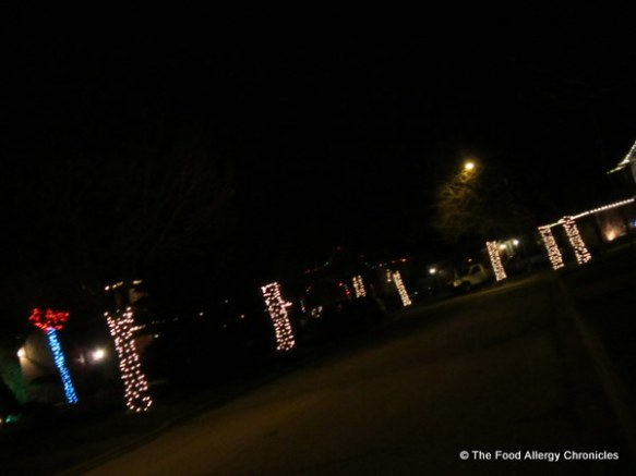 2011 Pillars of Strength on our street.