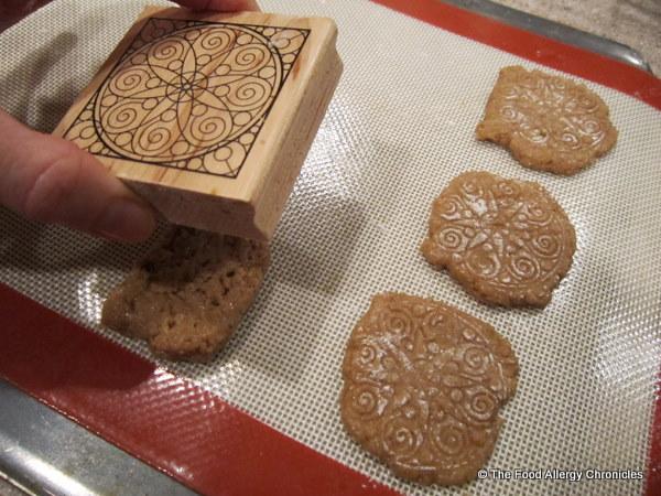 ... Peanut/Tree Nut Free Speculaas Cookies | The Food Allergy Chronicles