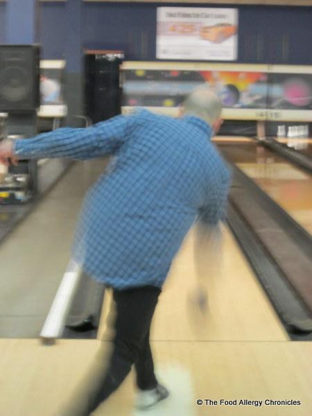 Mr.G bowling