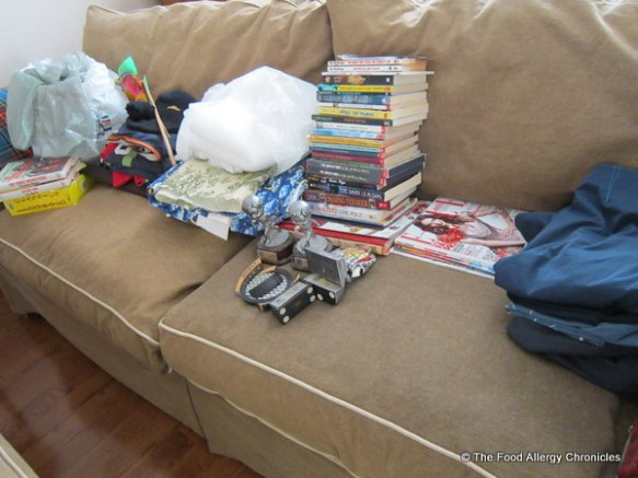 things to donate on couch