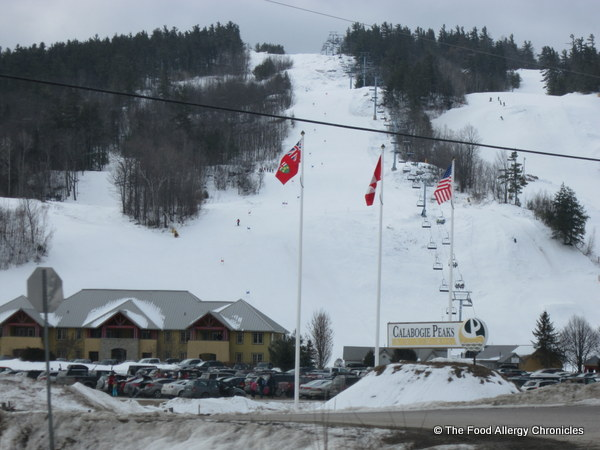 Calabogie Peaks Ski Resort The Food Allergy Chronicles