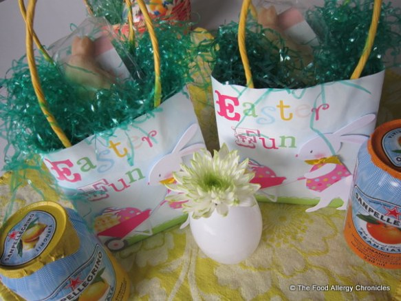 Boys Easter bags 2012