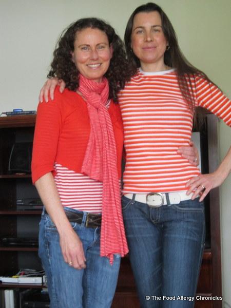 Carla and I