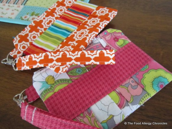 Carla's Whimsical Wallets for my friends
