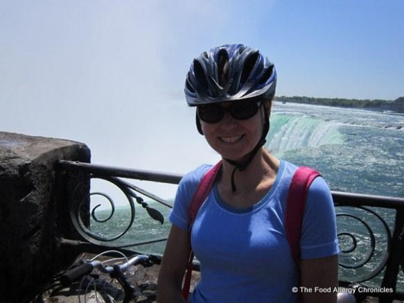 Me at Niagara Falls 2012