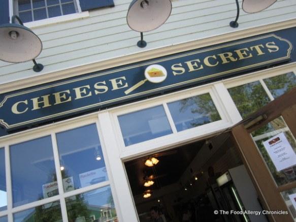 Cheese Secrets in Niagara-On-The -Lake