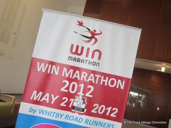 WIN 1/2 Marathon May 27, 2012