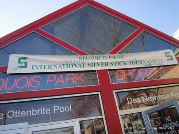 International Silver Stick Tournament 2012
