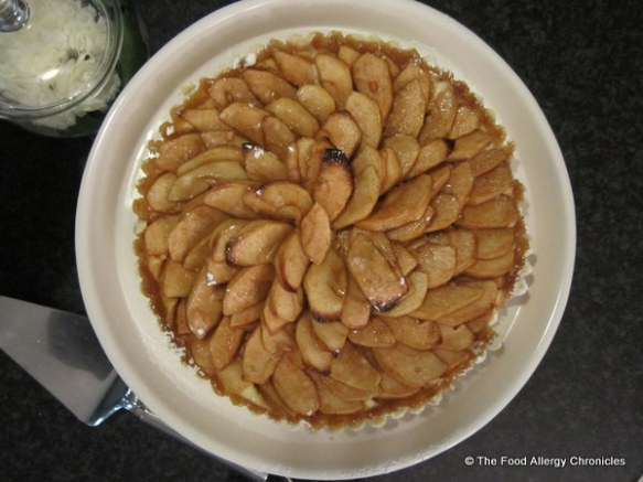 Apple Torte I want to adapt